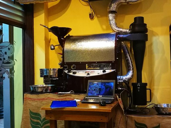 a05 新竹-RD Cafe 烘豆冠軍的手沖咖啡 平價一樣好味道