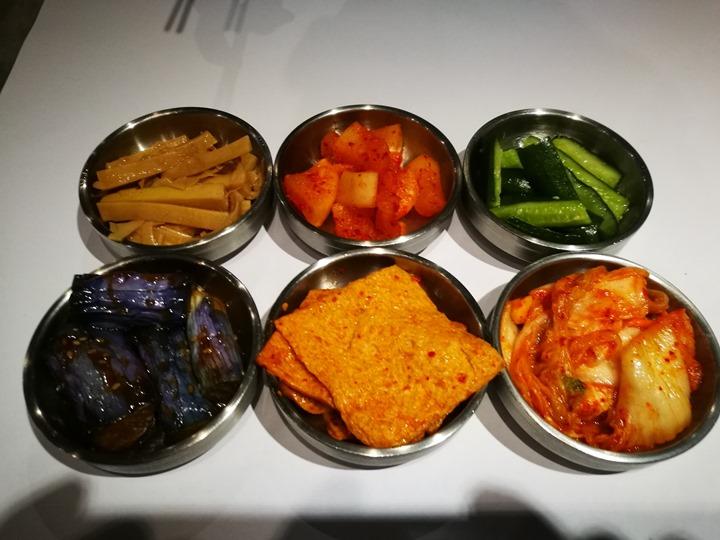koreanfood5 中壢-韓本家 簡單的韓式料理但份量不大(中壢家樂福店)