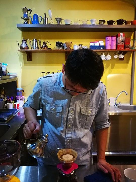 rdcoffee07 新竹-RD Cafe 烘豆冠軍的手沖咖啡 平價一樣好味道