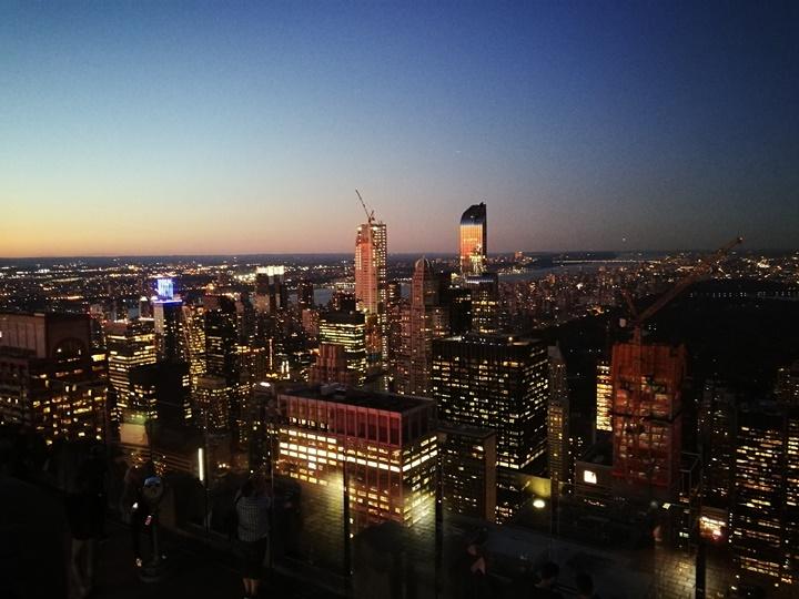 rocktop25 New York-果真大蘋果之紐約真好玩 The Top of the Rock洛克斐洛大樓 日景夜景都美麗