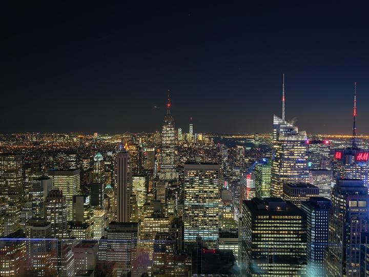 rocktop26 New York-果真大蘋果之紐約真好玩 The Top of the Rock洛克斐洛大樓 日景夜景都美麗