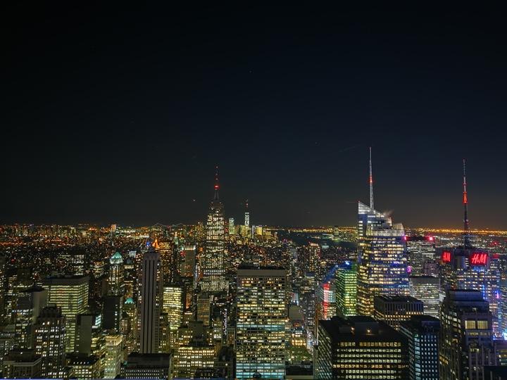 rocktop29 New York-果真大蘋果之紐約真好玩 The Top of the Rock洛克斐洛大樓 日景夜景都美麗