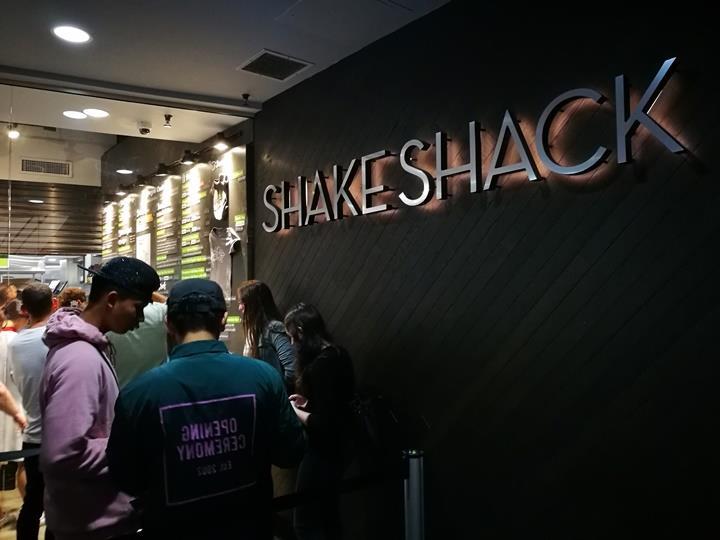 shakeshack11 New York-果真大蘋果之紐約真好玩 遍地開花最好吃的漢堡Shake Shack