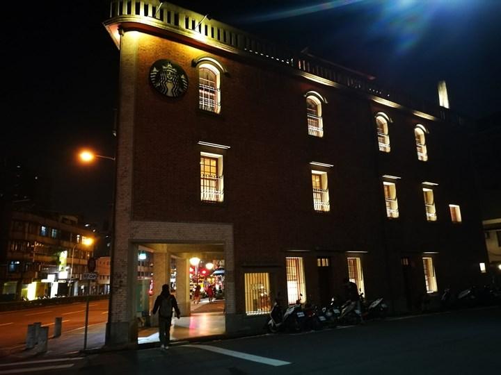 wanhuastarbucks01 萬華-古蹟遇到星巴克 萬華林宅 星巴克艋舺門市