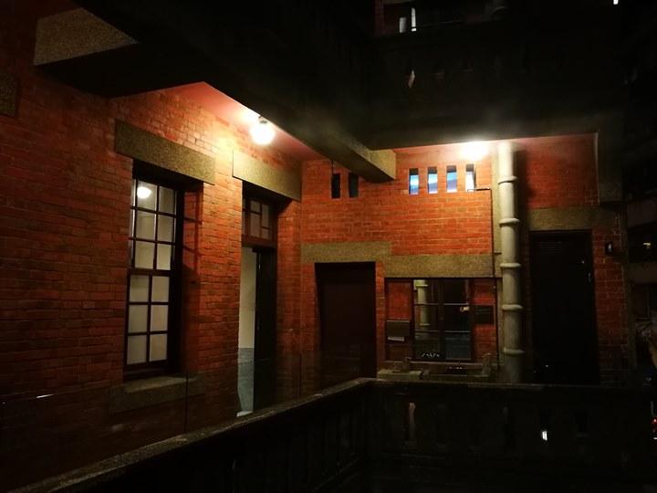 wanhuastarbucks14 萬華-古蹟遇到星巴克 萬華林宅 星巴克艋舺門市