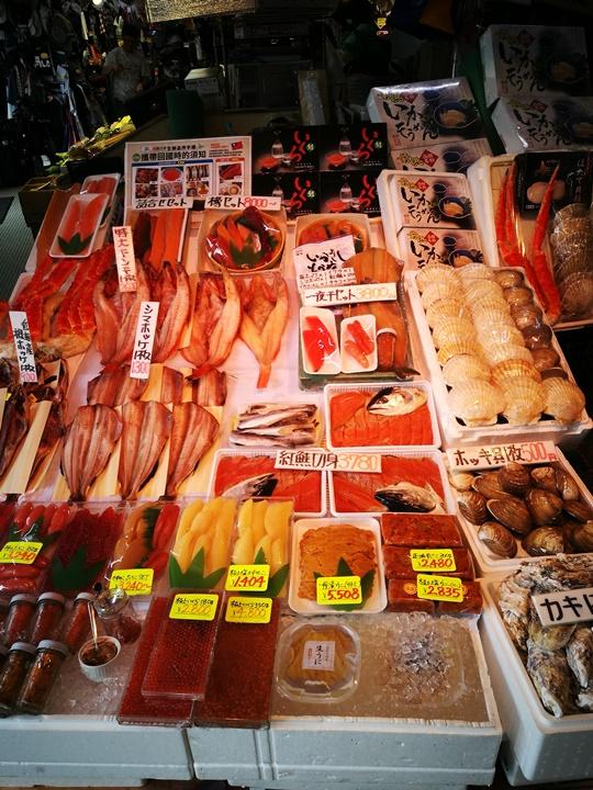 hakodatemorningmarket04 Hakodate-有趣函館朝市&きくよ食堂的海鮮丼飯 北海道必吃