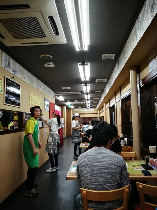hakodatemorningmarket20 Hakodate-有趣函館朝市 きくよ食堂的海鮮丼飯 北海道必吃