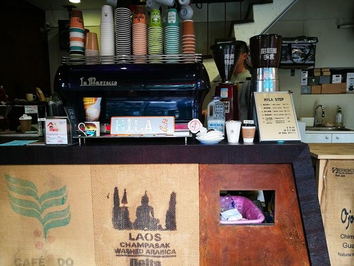 hilastep04 新竹-HILA STEP 馬雅咖啡外帶店之二...平價的好咖啡