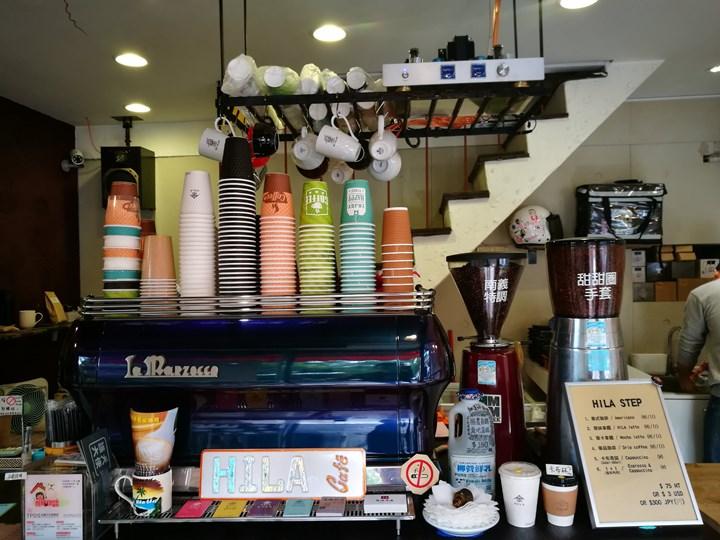hilastep05 新竹-HILA STEP 馬雅咖啡外帶店之二...平價的好咖啡