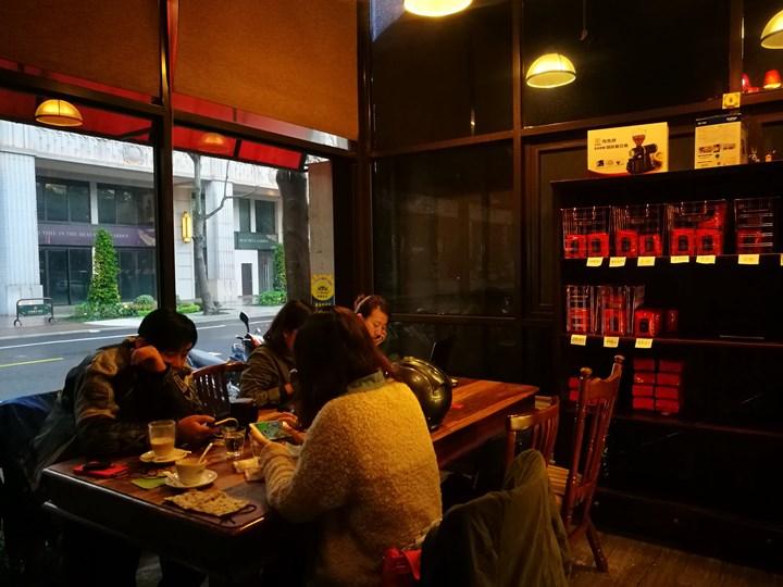 shencafe05 桃園-燊咖啡 復古鄉村風 藝文中心老牌馳名咖啡館