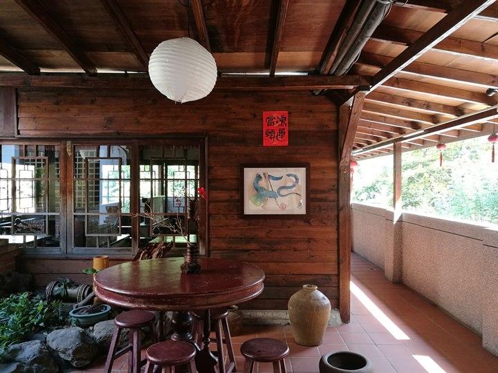 wewei11 南屯-無為草堂 老宅人文餐廳 鬧中取靜的桃花源