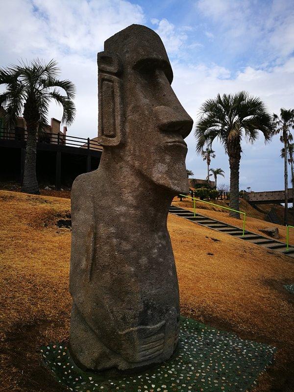 MOAI15 Miyazaki-SunMesse日南 宮崎必訪 探訪來自復活島的稀客...全球唯一復刻版MOAI