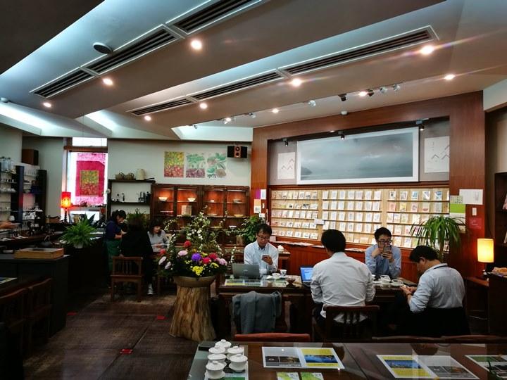 hogarden04 新竹-禾園茶館 園區科技生活館也有好吃牛肉麵