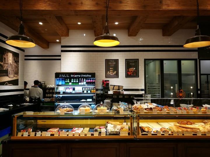 paulhsinchu05 新竹-PAUL(巨城店)來自法國百年麵包店 百年來堅持落伍 麵包外餐點也好吃