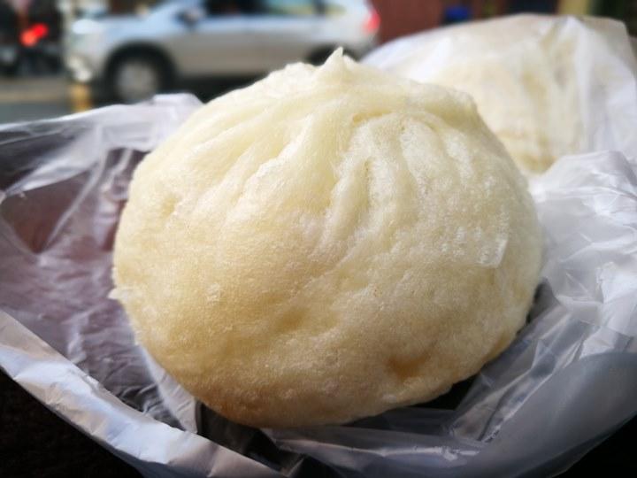 shanghaibao07 新竹-湳雅街上海鮮肉包 皮Q彈內餡夠味
