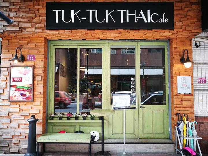 tuktuk01 中壢-圖圖咖啡館 嘟嘟車坐鎮 泰式風味咖啡館