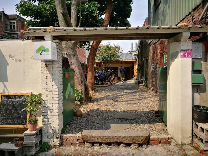 wethey03 中壢-我們他們咖啡 老街溪旁老屋屬於大家的咖啡館