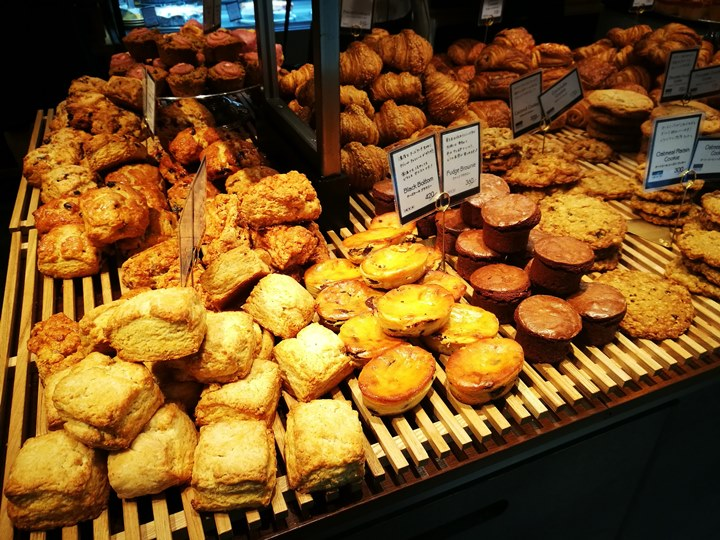 citybakery08 Shinagawa-品川車站City Bakery 飄洋過海 紐約來的麵包會呼吸