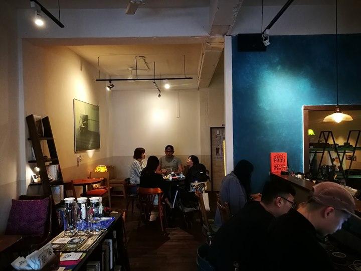 homework06 桃園-習作咖啡部 一人咖啡館 輕鬆愜意環境舒適