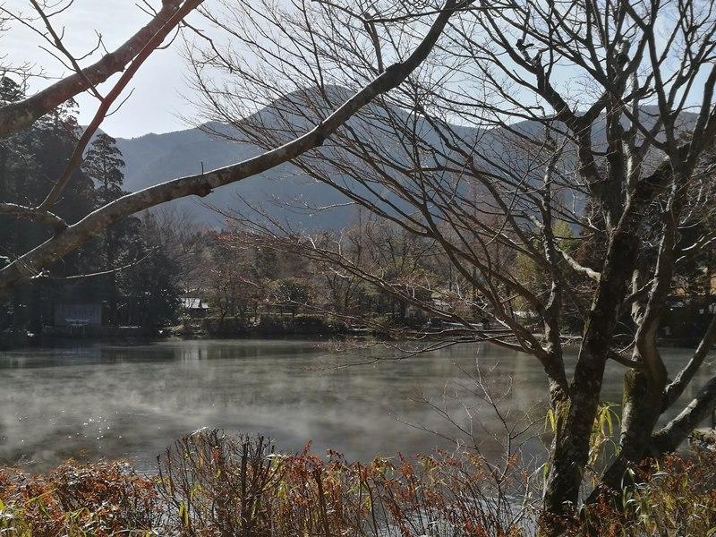 kinrinko05 Yufuin-金鱗湖 由布院第一美景 飄渺夢幻的小池塘