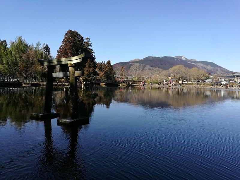 kinrinko19 Yufuin-金鱗湖 由布院第一美景 飄渺夢幻的小池塘
