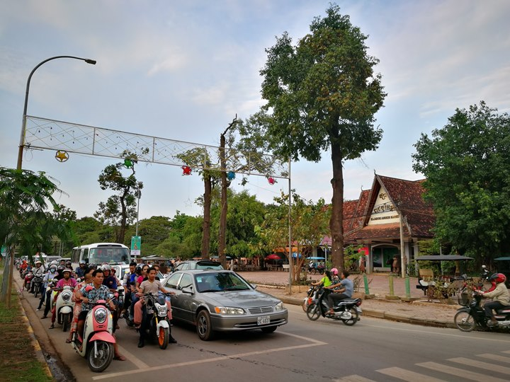 miecafe17 Siem Reap-Mie Cafe暹粒市區高棉式建築 改良式的高棉料理 氣氛一級棒