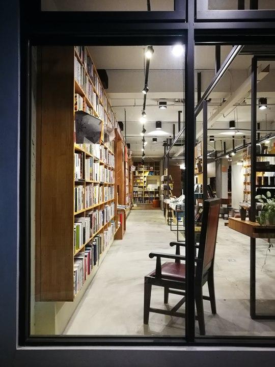orbook18 竹北-新瓦屋旁 或者書店 美麗的藝文空間