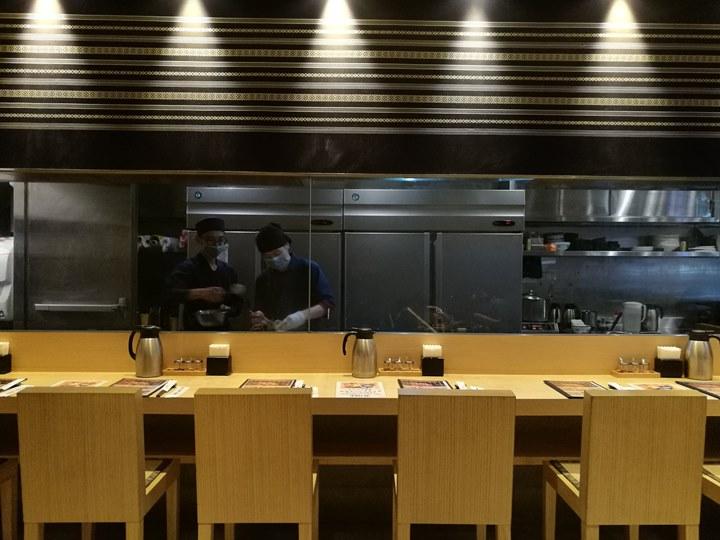 yamami02 中壢-博多山海天敷羅(大江購物中心) 酥香的天婦羅丼飯