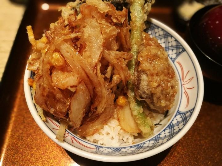 yamami07-1 中壢-博多山海天敷羅(大江購物中心) 酥香的天婦羅丼飯