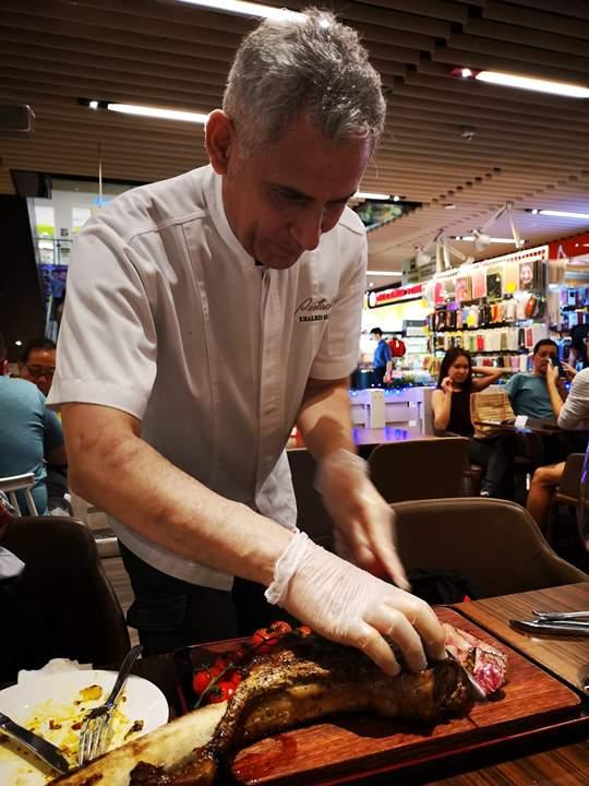 Pistachio01 Singapore-Pistachio Middle Eastern & Mediterranean Grill 1.8公斤戰斧震驚全場 好吃又好看