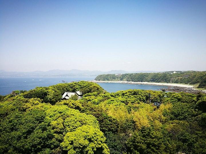 Shionomisaki010114 Kushimoto-和歌山串本 潮岬燈塔與潮岬Tower 本州最南端