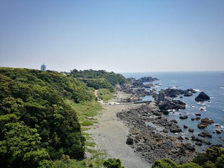 Shionomisaki010115 Kushimoto-和歌山串本 潮岬燈塔與潮岬Tower 本州最南端