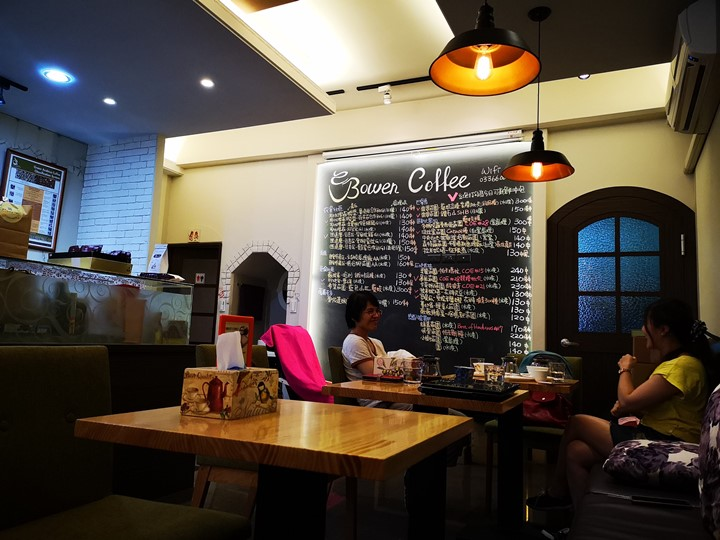 bowencoffee10 八德-Bowen伯元自家烘焙 親切專業咖啡選項多