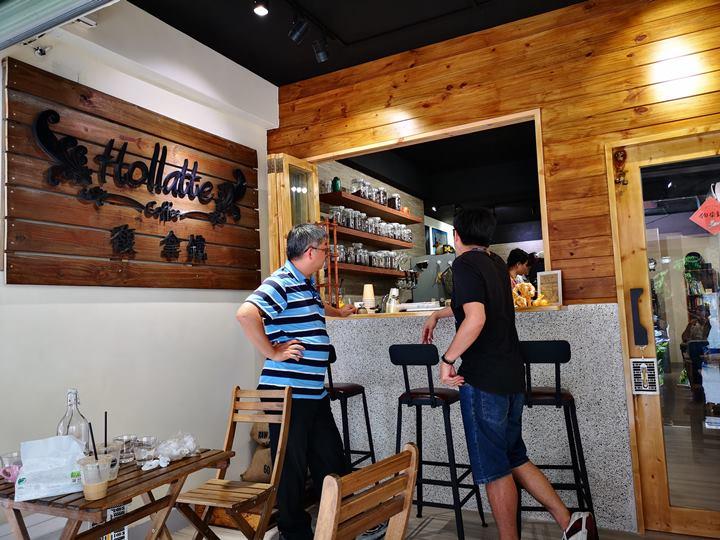 hollatte04 新竹-Hollatte馥拿鐵 咖啡香四溢溫馨小店