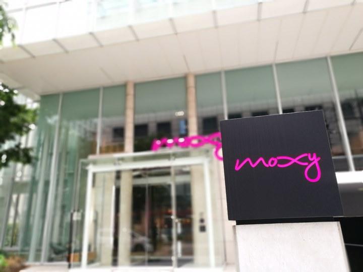 moxyhonmachi01 Honmachi-大阪Moxy Osaka Honmachi年輕熱情設計飯店IKEA風