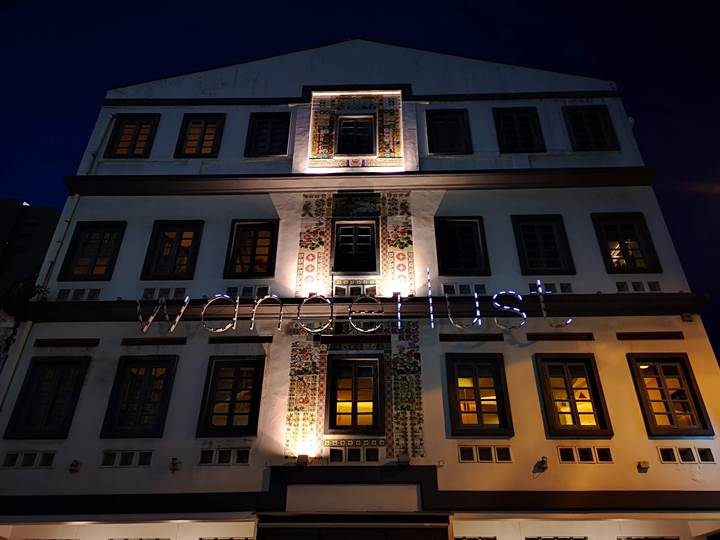 wanderlust46 Singapore-Wanderlust Hotel-SPG設計飯店 CP值偏低