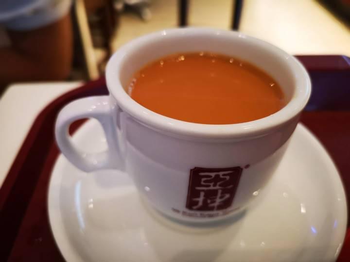 yakun07 Singapore-亞坤 新加坡特色早餐 濃厚茶香奶茶加KAYA吐司