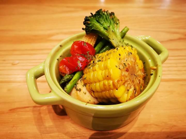 Vandf13 竹北-舞蔬弄果 健康蔬食料理