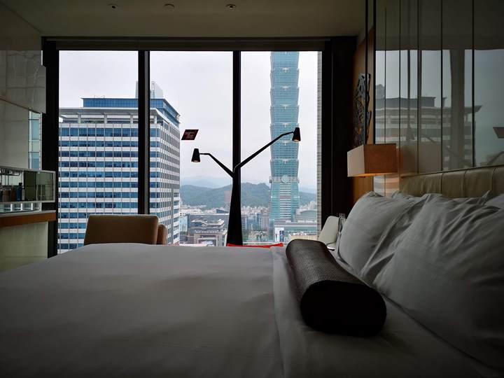 Wtaipei23 信義-摩登時尚精品飯店W Taipei