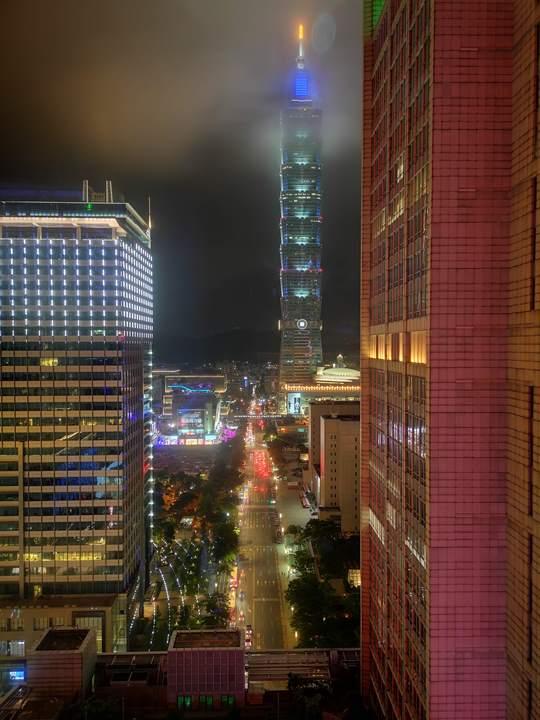 Wtaipei76 信義-摩登時尚精品飯店W Taipei