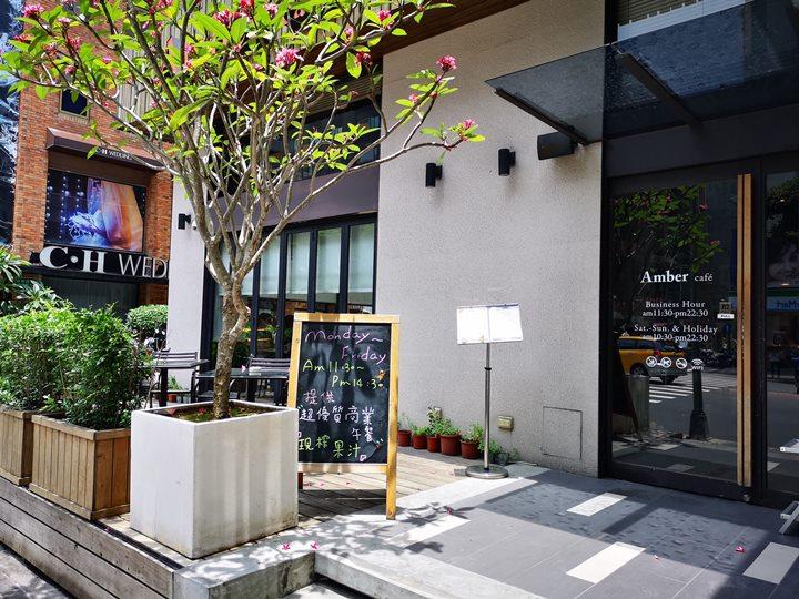 ambercafe02 大安-Amber Cafe優雅精緻貼心的咖啡館