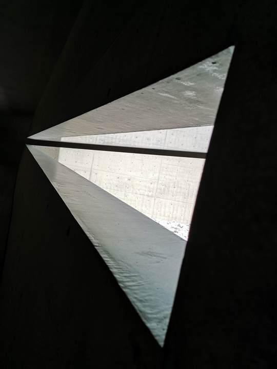 chichu09 Naoshima-地中美術館 藝術直島 安藤忠雄大作 建築美展覽有深度