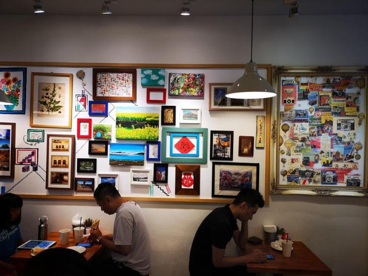 janefang07 信義-真芳碳烤吐司 鬧區中靜巷的人氣小店