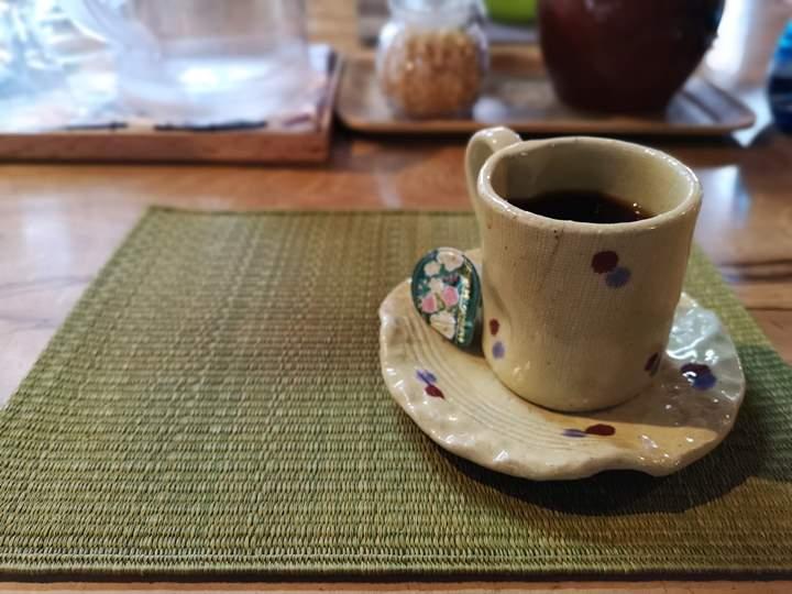 yuurinann08 Kurashiki-有鄰庵 倉敷老屋幸福布丁與特色美臀玻璃杯水蜜桃果汁