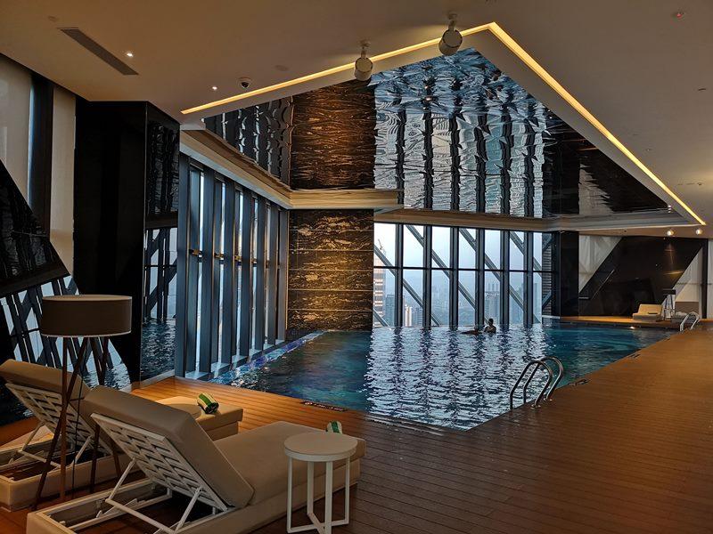 ElementKL48 Kuala Lumpur-吉隆坡Element by Westin簡單大方木質舒適飯店 升套房真開心