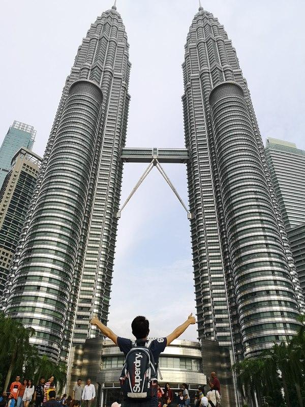 KLCC10 Kuala Lumpur-KLCC吉隆坡不可取代的地標雙子星塔