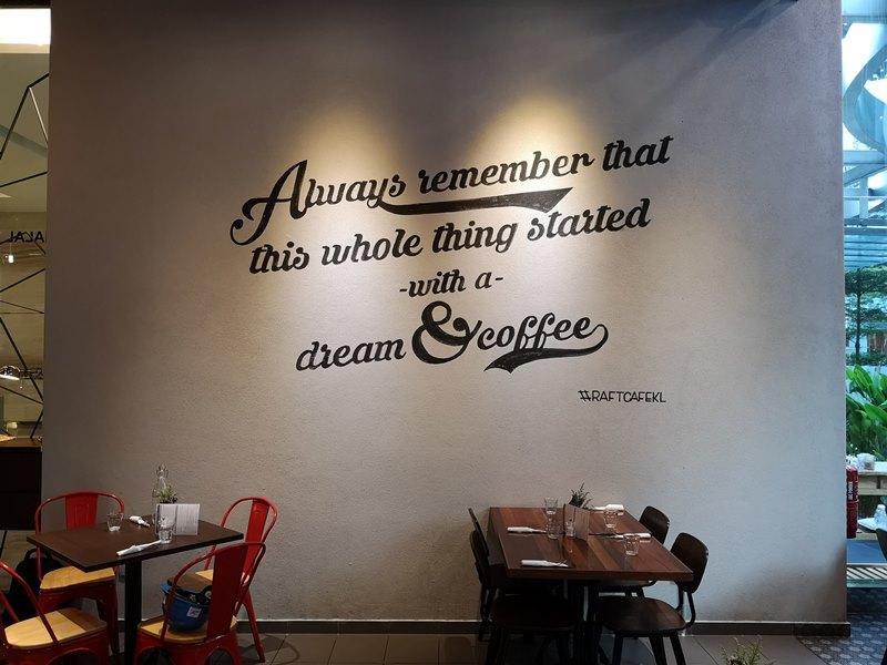 RAFT05 Kuala Lumpur-Ra Ft Cafe好舒適的環境 但不吉隆坡的價格