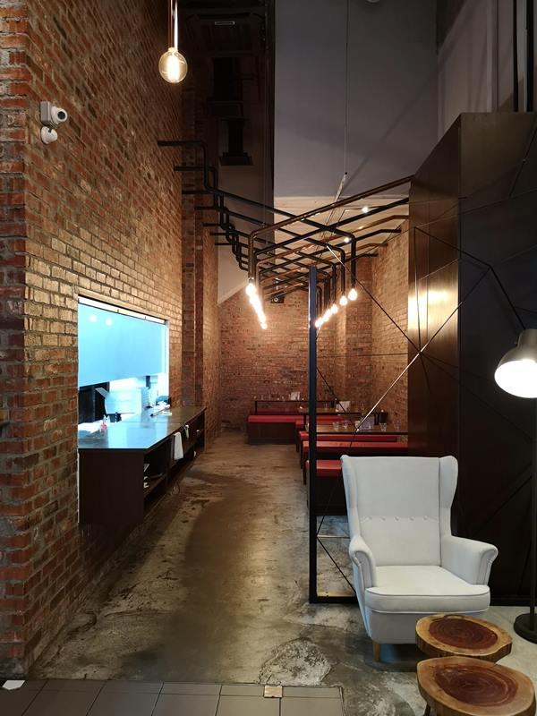 RAFT06 Kuala Lumpur-Ra Ft Cafe好舒適的環境 但不吉隆坡的價格