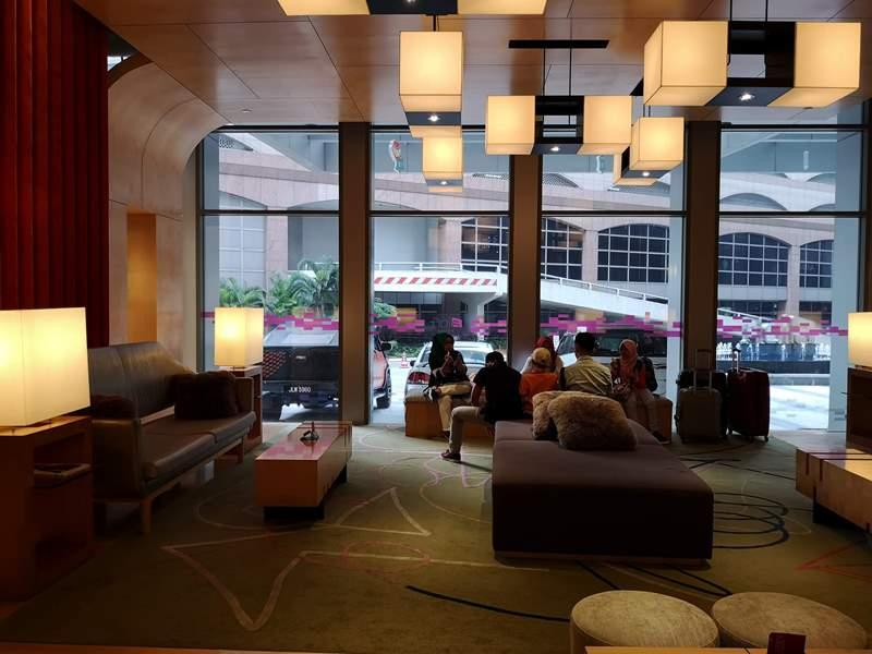 aloftklsentral08 Kuala Lumpur-Aloft吉隆坡 Sentral KL直結 輕鬆的氛圍方便的環境