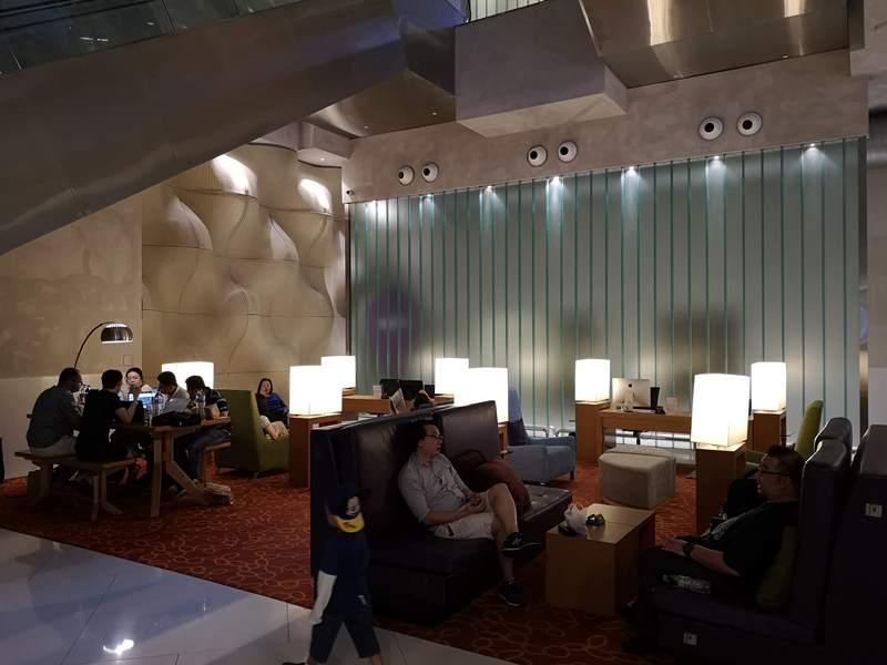 aloftklsentral10 Kuala Lumpur-Aloft吉隆坡 Sentral KL直結 輕鬆的氛圍方便的環境